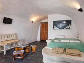 Gemini Höhle Häuser, Santorini