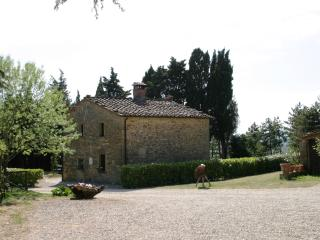 Guardia, relax in rural farmhouse near Anghiari