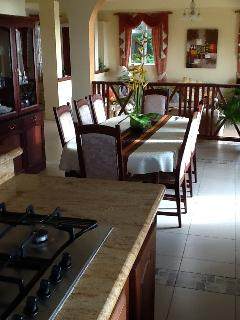 Shared Dining Room.
