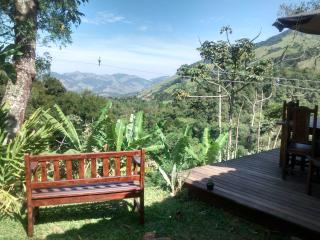 Casa na Serra da Mantiqueira