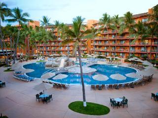Villa Del Palmar, 2BR, 4 estrellas Beach Front Resort, Puerto Vallarta