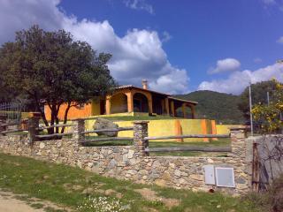 Villa Ale, Castiadas