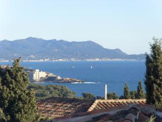 Villa vue mer panoramique, Bandol