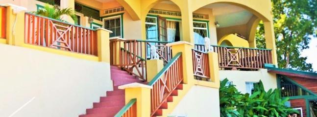 Villa Anmarie Entrance