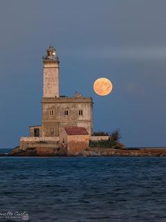 Lido del Sole's Lighthouse