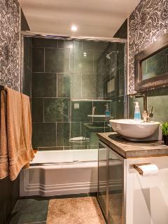 Bathroom #2 with full shower/tub