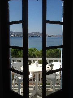 Welcome to Niriides Studios on Krios Beach,Paros!