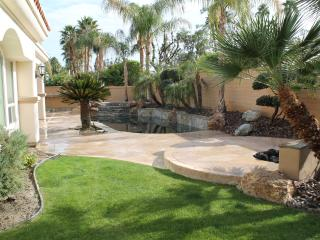 Luxury & private  Pool & Spa.  Souther Exposure..!, Rancho Mirage