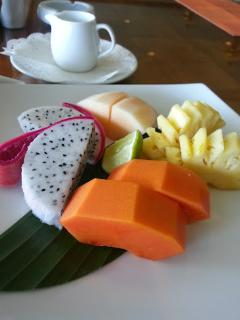 If you like to prepare breakfast, lunch or dinner, can be arrange with our in house chef