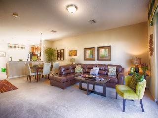 Elegant 3-story townhome with garage, 3 bedrooms and 3.5 bathrooms.