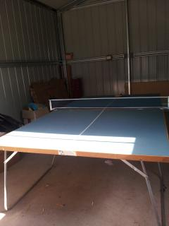 A game of table tennis anyone?