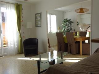 salon avec grande table