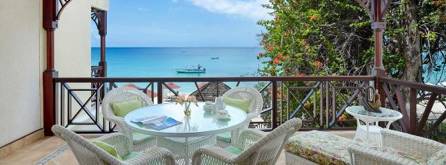 The St. James Apartments - 2 Bed Ocean View Barbados Villa 264 A White Sandy Beach Combined With Serene Aquamarine Waters Of The Caribbean Sea., Paynes Bay