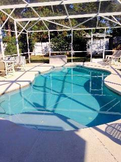 Pool & Lanai Area