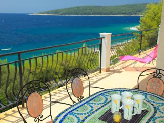 BEACHFRONT apartment on Korcula - bright, spacious, Korcula Island