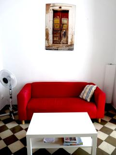 Livingroom and dinning table
