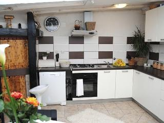 Spacious modern apartment in Vis centre