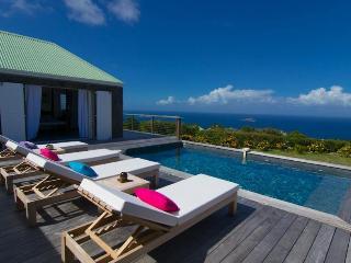 Villa Kaway, Gustavia