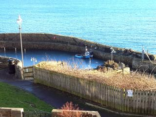 Crail Harbour View  --  Crail Fife Scotland