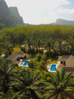Eden Villas Krabi the perfect holiday for families or friends.