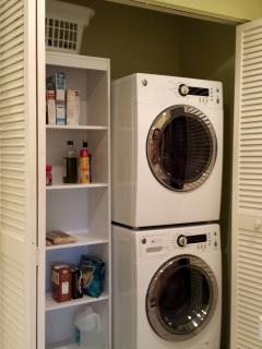 brand new laundry and pantry