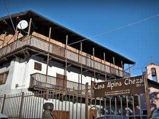 Casa Alpina Chezal, Pragelato