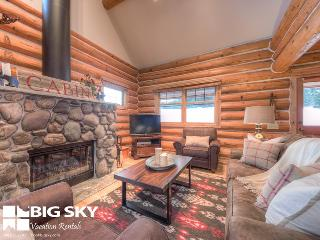 Big Sky Resort | Powder Ridge Cabin 7 Moose Ridge