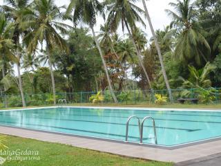 Rooms, Pool & Restaurant In Sri-Lanka