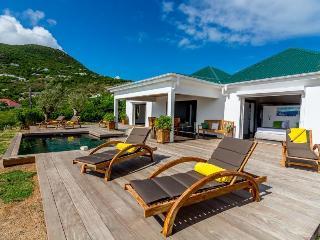 Villa Tichatola, Gustavia