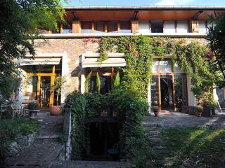 Spectacular/Comfort, Huge Atelier Loft with Garden, París
