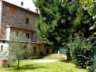 Casa Ortensia on the hills of Lucca