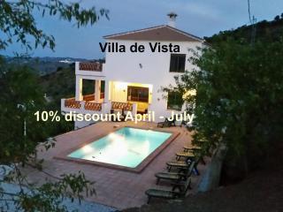 Villa de Vista, Comares