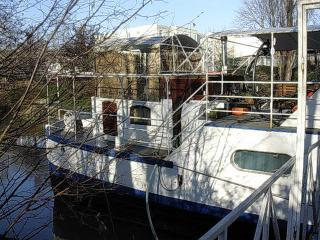 Boat for Guests - The Boat cabin, Issy-les-Moulineaux