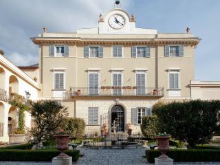 Villa Scorzi, Calci