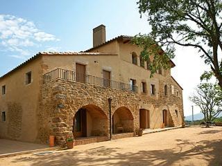 Masia para 28 pax en Girona, Sant Gregori