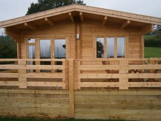 Group accomadation rent from 1- 6 cabins, Welshpool