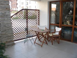 Ground floor studio apartment in ravda