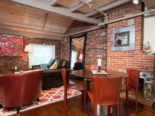 Heart of Boston,  modern, 2 bedroom 2 bath loft