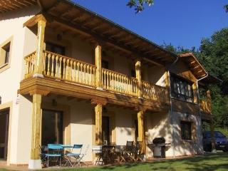 Casa de 250 m2 para 10 persona, Terenes