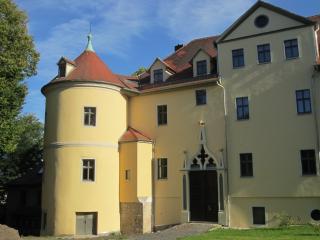 Jagdschloß Hummelshain, Jena