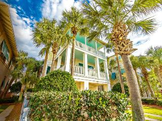 Grande Villa: 6Bdrm, Private Pool, Gulf Views, Destin