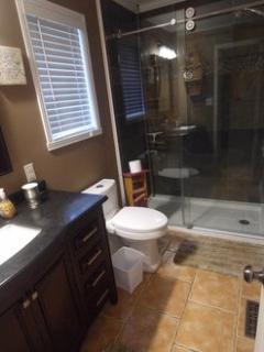 Main-floor bathroom