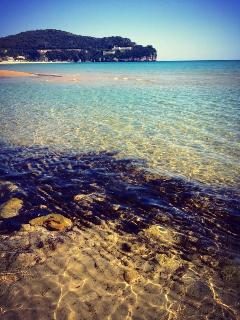 il mare cristallinodelle nostre spiagge