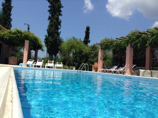 Roz Villa, Agia Efimia