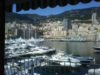 Fashionable sea-front apartment, Montecarlo