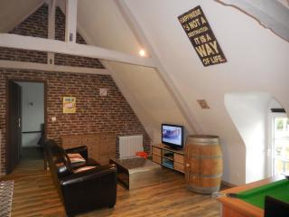 """Bel appartement""""Le Pub """"sur le port de Dinan"""