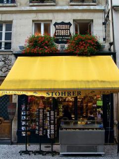 Around the corner - Stohrer landmark pastry and caterer