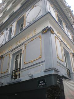 Around the corner - Rocher de Cancale - Balzac's favorite café