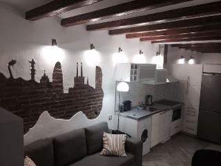 Acogedor piso cerca del mar + WIFI, Barcelona