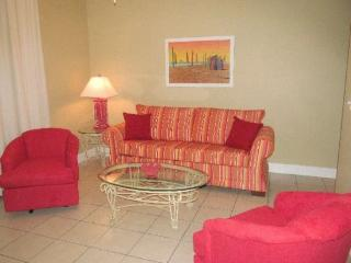 1 Bedroom, TWO Bath at Twin Palms. Sleeps 6 Guests. Curved Balcony and FREE BEACH CHAIR SERVICE!, Panama City Beach